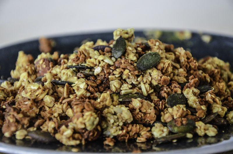 Photos granola 2